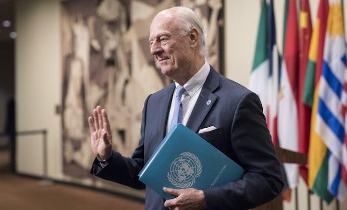 EE.UU. consigue obligar a Marruecos a aceptar Staffan de Mistura como enviado personal del Secretario General de la ONU para el Sahara Occidental.
