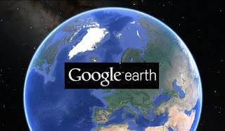 acércate ou alónxate ao planeta Terra
