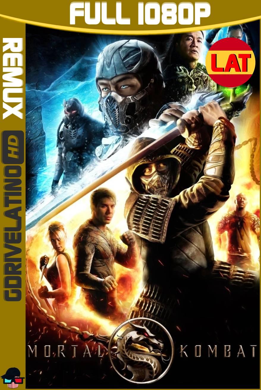 Mortal Kombat (2021) BDRemux 1080p Latino-Ingles MKV