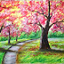10+ Best For Sketch Easy Cherry Blossom Tree Drawing