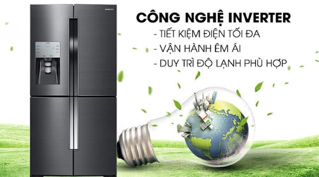 Tủ lạnh Samsung Inverter 564 lít RF56K9041SG/SV
