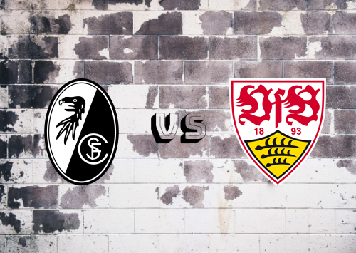 Freiburg vs Stuttgart  Resumen