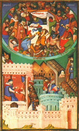 A matter of style medieval theatre liturgical mystery for Farcical plays