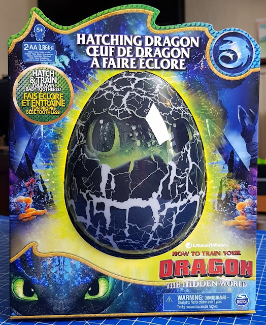 Hatching Toothless  How to Train Your Dragon The Hidden World