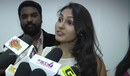 Andrea Jeremiah launches ABC Clinic (Advanced Beauty & Cosmetic) at Pallavaram