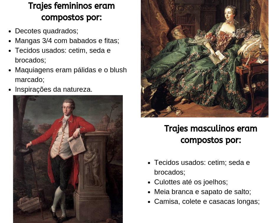 5 desfiles inspirados no Barroco e Rococó