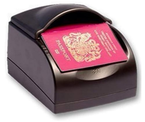 3M Gemalto AT9000 MK2 Passport and Document Scanner