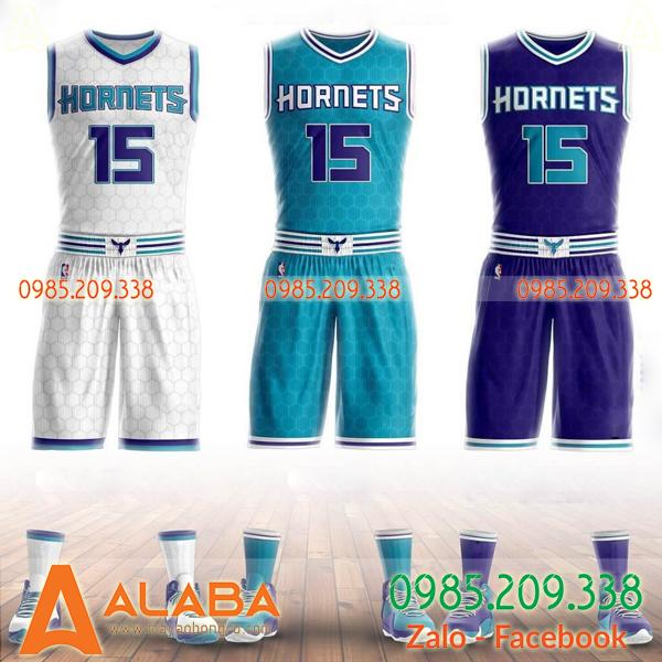 Quần áo bóng rổ tự thiết kế độc