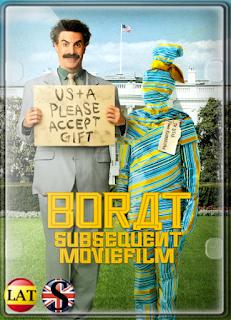 Borat, Siguiente Película Documental (2020) WEB-DL 1080P LATINO/INGLES