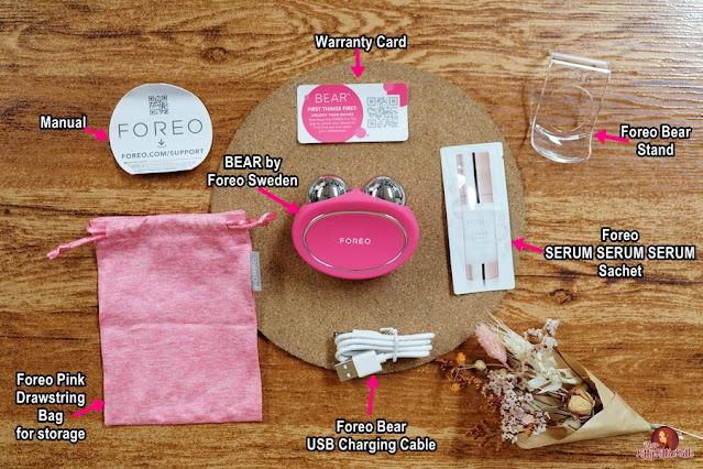 Análise do produto: FOREO BEAR | Querida Kitty Kittie Kath 6