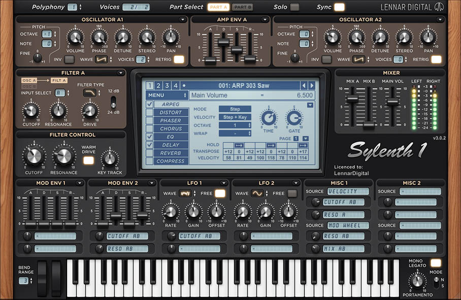 VST Plugins Free Download: Sylenth1 - LennarDigital Synth Presets