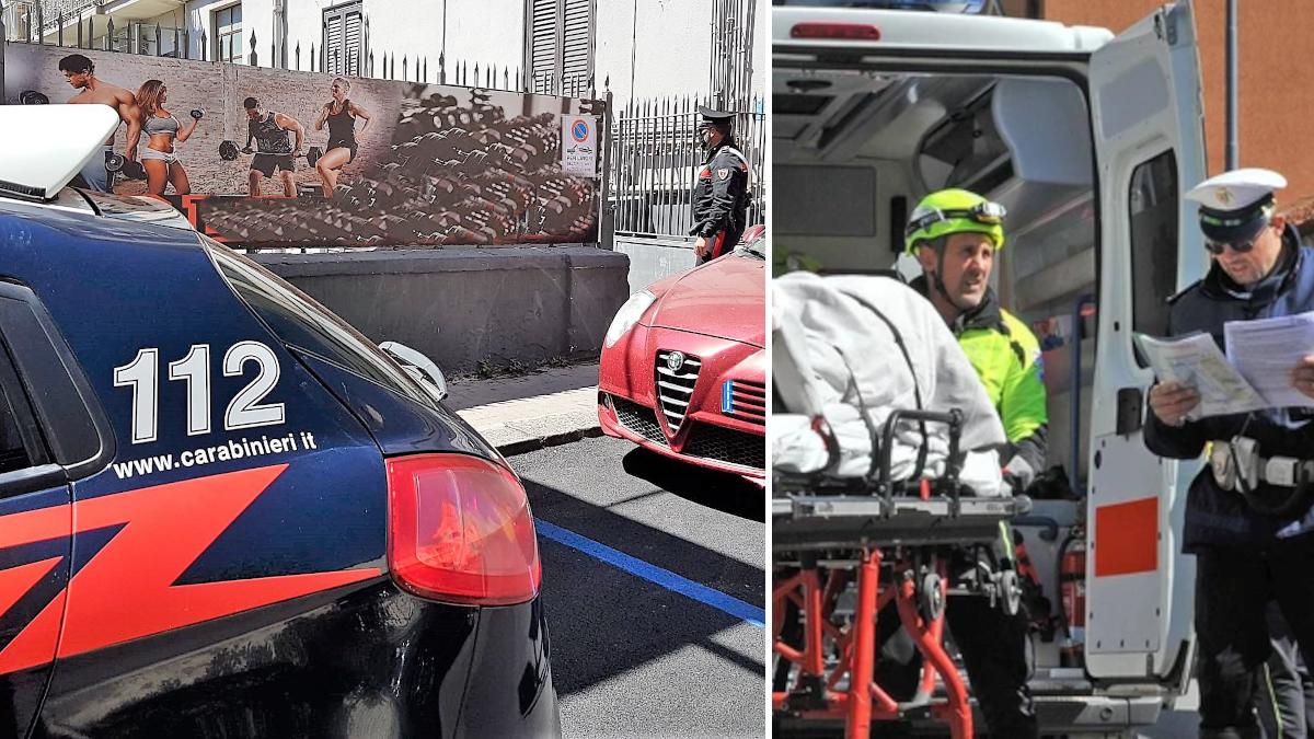 Via Gorizia pluripregiudicato TSO Carabinieri