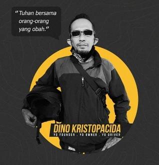 Ladub Tok, jasa kurir di Malang.