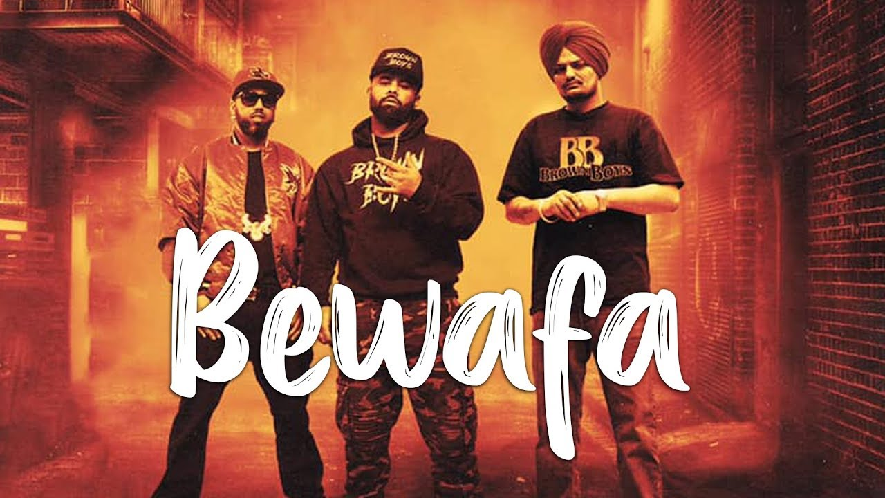 Bewafa Song Lyrics By Sidhu Moose Wala Mp3 Audio Download