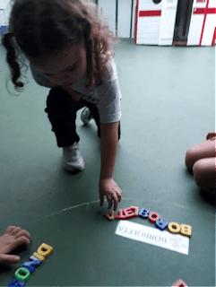 Alfabeto móvel atividade alfabetização lúdica
