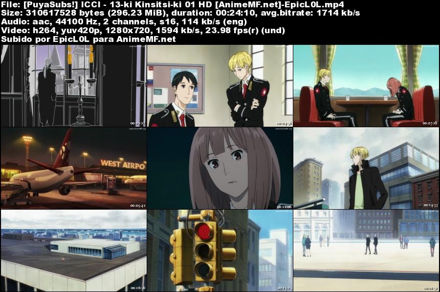 ACCA: 13-ku Kansatsu-ka MP4 HD 720p MEGA