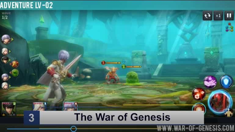The War of Genesis