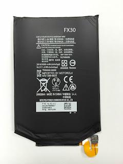 FX30 Bateria