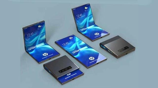 HP કંપની હવે લેપટોપ બાદ હવે વેચશે ફોલ્ડ વાળા ફોન