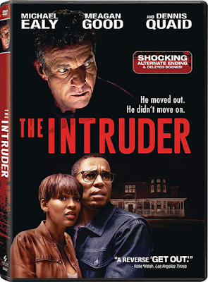 The Intruder [2019] [DVD R1] [Latino]