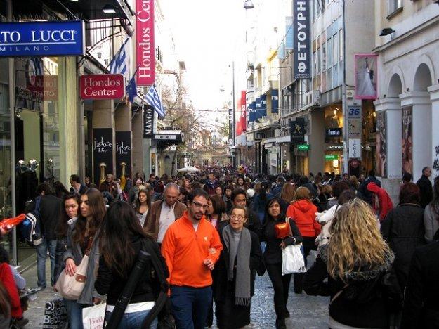 Ο πληθυσμός της Ελλάδας συνεχίζει να μειώνεται ραγδαία