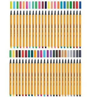 Stabilo - Point 88 All Color set 47pcs
