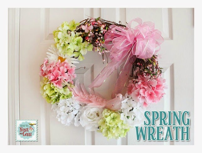 Spring Wreaths Galore