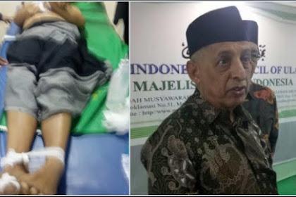 MUI Desak Polisi Usut Kasus Penembakan Ustadz di Tangerang, Usut Dalangnya