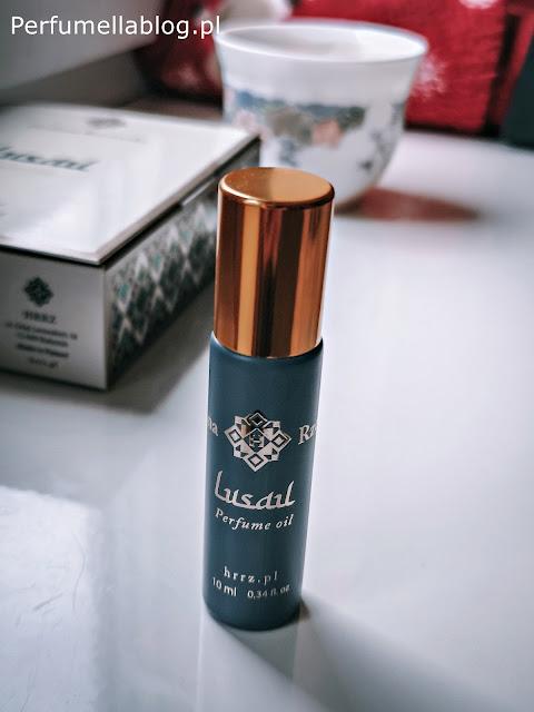 lusail perfumy