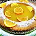 بسبوسة المول العجيب بكريمة الليمون