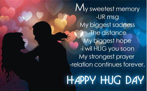 Happy Hug Day 2017 Images