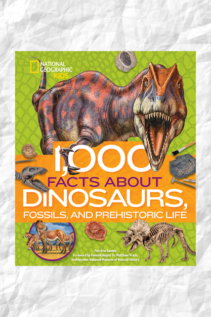National Geographics Dinosaurs Fossils Prehistoric Life
