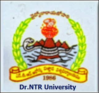 Dr. NTR UNIVERSITY OF HEALTH SCIENCES::AP::VIJAYAWADA - 8