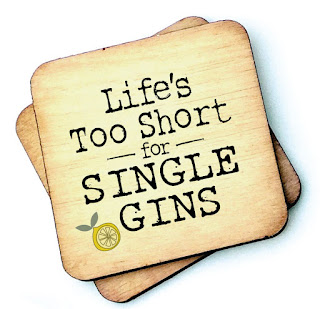 Lifes Too Short for Single Gins By Wotmalike