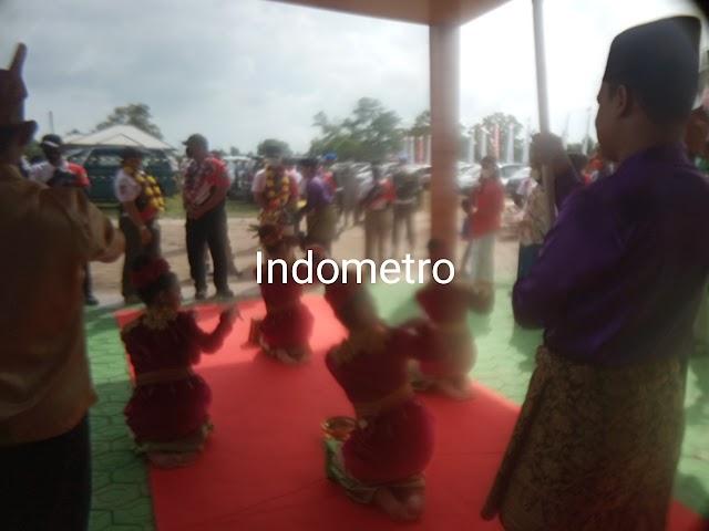 Peresmian  Gedung Sekretariat dan Lapangan Tembak PERBAKIN Bangka Belitung