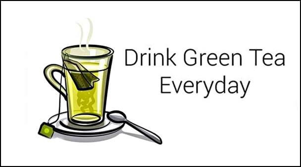 Drink Green Tea On Daily Basis And Here's What Will Happen To Your Body