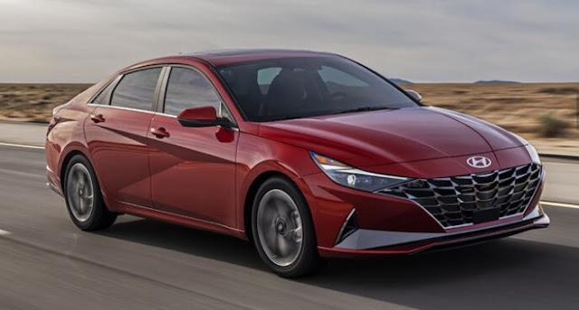 Встречайте  Hyundai Elantra 2021