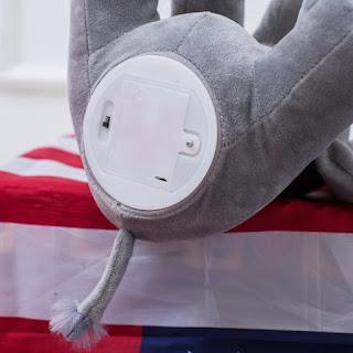 Peek-A-Boo Elephant