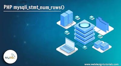 PHP mysqli_stmt_num_rows() Function