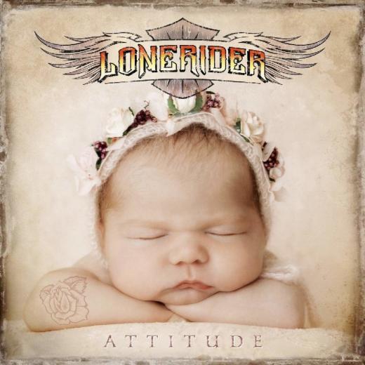 LONERIDER - Attitude (2019) full