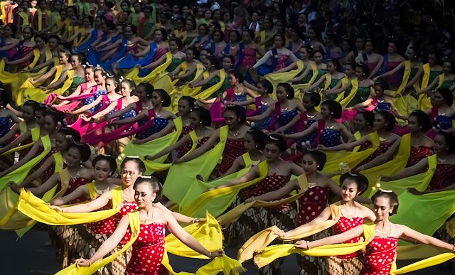 Selamat Hari Tari Sedunia (World Dance Days) 29 April 2019