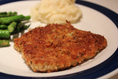 Near To Nothing Breaded Pork Chops
