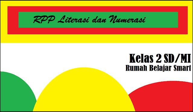 Download RPP Literasi dan Numerasi Kelas 2 Full