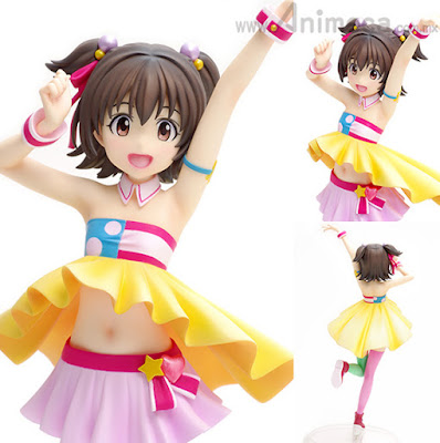 Figura Miria Akagi Decoration DreamTech THE IDOLM@STER Cinderella Girls