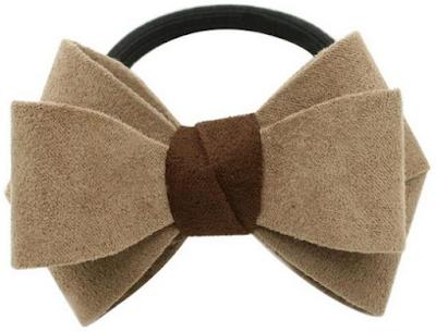 Bow Tie Hair Band (Hairstyle Updates - www.hairstyleupdates.com)