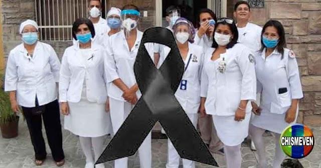 Ya van 700 trabajadores de salud fallecidos en Venezuela por el Chino