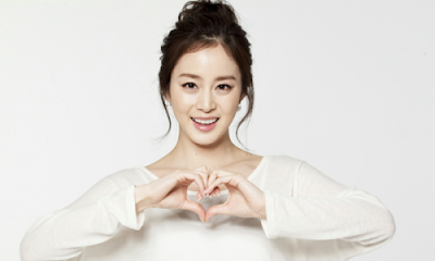 Kim Tae-hee Artis Korea Selatan Paling Cantik dan Populer di Dunia