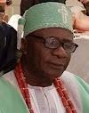 Mr Adebayo Oluwagbohun Claiming To Be The Oba Onisango Of Sango Ota, Ogun State