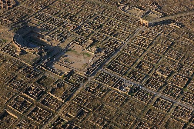 Gambar Kota Kuno Afrika Seperti Romawi Blogspot