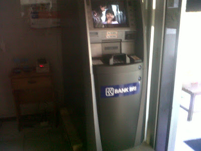 Cara Setor Tunai di Mesin CDM Bank BRI Tanjung Selor Kalimantan Utara
